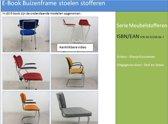 Serie meubelstofferen - E-Book Buizenframe stoelen stofferen