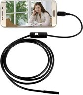 Endoscoop HD Camera Voor Android Telefoon - 2 Meter - 5.5mm of 7mm kop