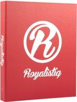 Royalistiq - Ringband A4 - 23-rings
