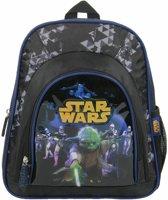 Star wars Yoda Rugzak - 30 x 24 cm - Multi