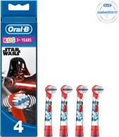 Braun Oral-B opzetborstels Star Wars 4-pak