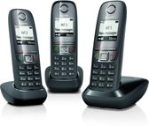 Gigaset A475 Trio DECT telefoon - Zwart