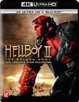 Hellboy 2 - The Golden Army (4K Ultra Hd Blu-ray)