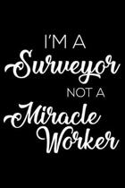 I'm a Surveyor Not a Miracle Worker