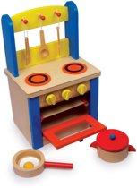Base Toys Houten Speelkeuken