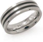 Boccia Titanium 0101-17 Ring - Titanium - Bicolor