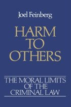 The Moral Limits of the Criminal Law