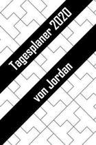 Tagesplaner 2020 von Jordan