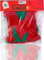 3BMT - Kerst slinger - Merry Christmas slinger - kerstversiering - circa 3 meter