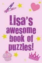 Lisa's Awesome Book of Puzzles!