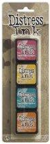 Tim Holtz Distress Mini Ink Kit 1