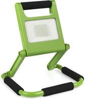 Smartwares FCL-76005 Werkverlichting/Bouwlamp – Oplaadbaar / draadloos – Opvouwbaar – 10 Watt