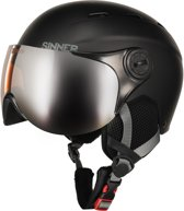Sinner Typhoon Visor Kids Unsex Skihelm