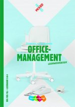 Mixed - Officemanagement BB/KB/GL leerjaar 3 & 4 leerwerkboek
