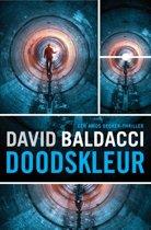 Boek cover Amos Decker 4 - Doodskleur van David Baldacci (Paperback)