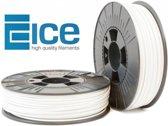 ICE Filaments PLA 'Wintershine White' 2.85mm 750gr