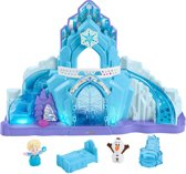 Fisher-Price Little People Disney Princess Elsa's Ijspaleis - Speelfigurenset