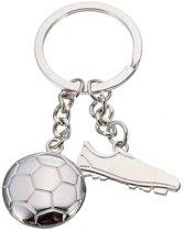 Voetbal sleutelhanger - voetbal - sport - bal -cadeau - kado - geschenk - gift - verjaardag - feestdag - verassing - eredivisie - premier league - Turkse super league
