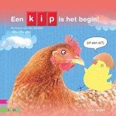 Kleuters samenleesboek - Een kip is het begin! (of een ei?)