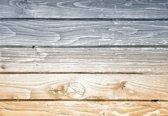 Fotobehang Wood Planks | XL - 208cm x 146cm | 130g/m2 Vlies