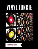 Vinyl Junkie 2020 Weekly Planner