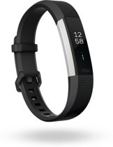 Fitbit Alta HR - Activity tracker - Zwart - Large