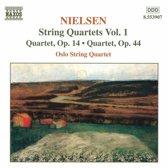 Nielsen: String Quartets Vol.1