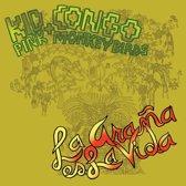 Kid Congo & Pink Monkey Birds - La Arana