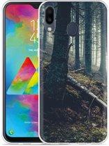 Galaxy M20 Hoesje Dark Forest