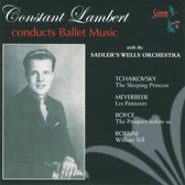 Constant Lambert Conducts Ballet Music