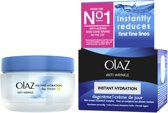 Olaz Anti-Wrinkle Instant Hydration - 50ml - Dagcrème