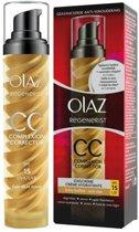 Olaz Regenerist CC Cream Complexion Corrector lichte huidtint 50ml