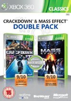 Crackdown & Mass Effect - Double Pack (Classics) /X360