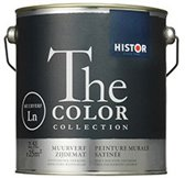 The Color Collection Muurverf Zijdemat - 1 Liter