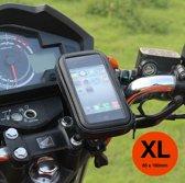 Waterdichte telefoonhouder - Fiets mobielhouder - XL