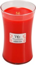 WoodWick® Large Candle Cinnamon Cheer