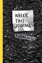 Omslag van 'Wreck This Journal Everywhere'