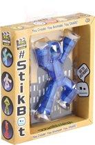Stikbot Single Donker Blauw