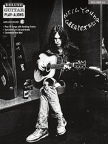 Neil Young Play-Along Guitar Songbook with Audio