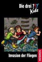 Die drei ??? Kids 03. Invasion der Fliegen (drei Fragezeichen)