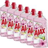 Ajax Fête des Fleurs Kersenbloem allesreiniger 6 x 1L