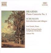 Brahms: Piano Concerto no 1;  Schumann / Jando, Wit, et al