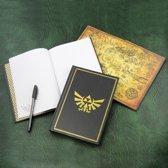 The Legend of Zelda: Hyrule - Notitieboek