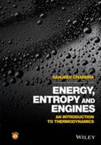 Energy, Entropy and Engines