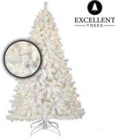 bol.com | Witte Kunstkerstboom met verlichting kopen? Kijk snel!