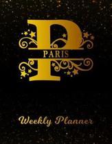 Paris Weekly Planner