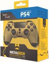 Steelplay MetalTech Wireless Controller - Gold