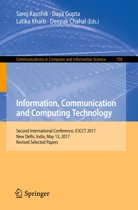 Information, Communication and Computing Technology