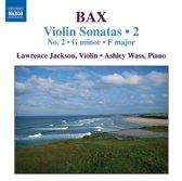 Bax: Violin Sonatas V.2