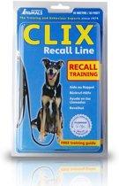 Coa Clix Looplijn - 10 m - Zwart